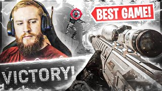 IRON has his BEST sniping game EVER! | #1 WINS all platforms