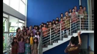 Paduan Suara SD Tara Salvia - Mari Menari Bersama