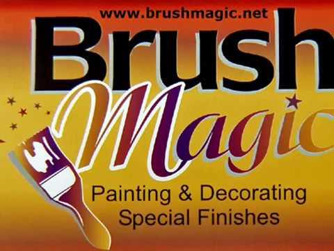 BRUSH MAGIC PAINTING-11  www.paintinggreen.com