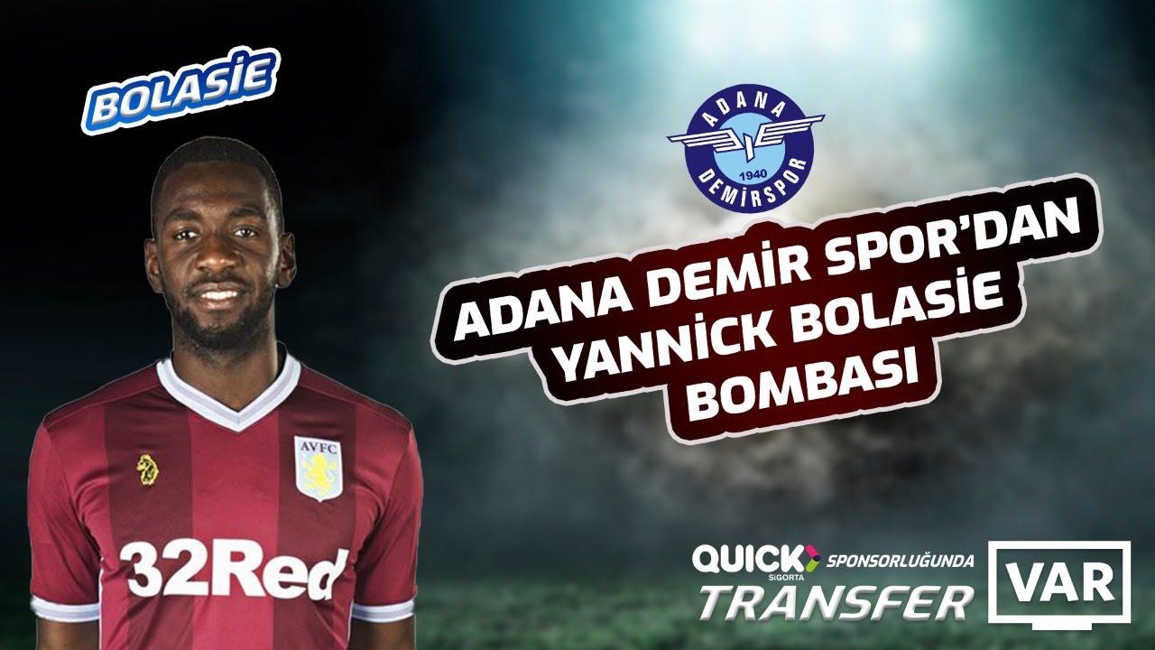 Adana Demirspor'dan Yannick Bolasie bombası #TransferVAR'da...