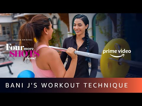 If BANI J Is Your Fitness Trainer
