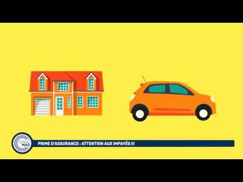 Prime d'assurance : attention aux impayés !!! - CONSOMAG