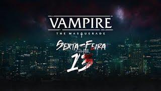 Vampiro A Máscara - Especial Sexta-Feira 13
