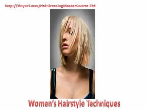 Become A Hairdresser | Hairdressing Master Course | Hairdressing Online