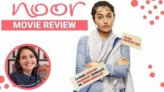 Noor | Movie Review | Anupama Chopra
