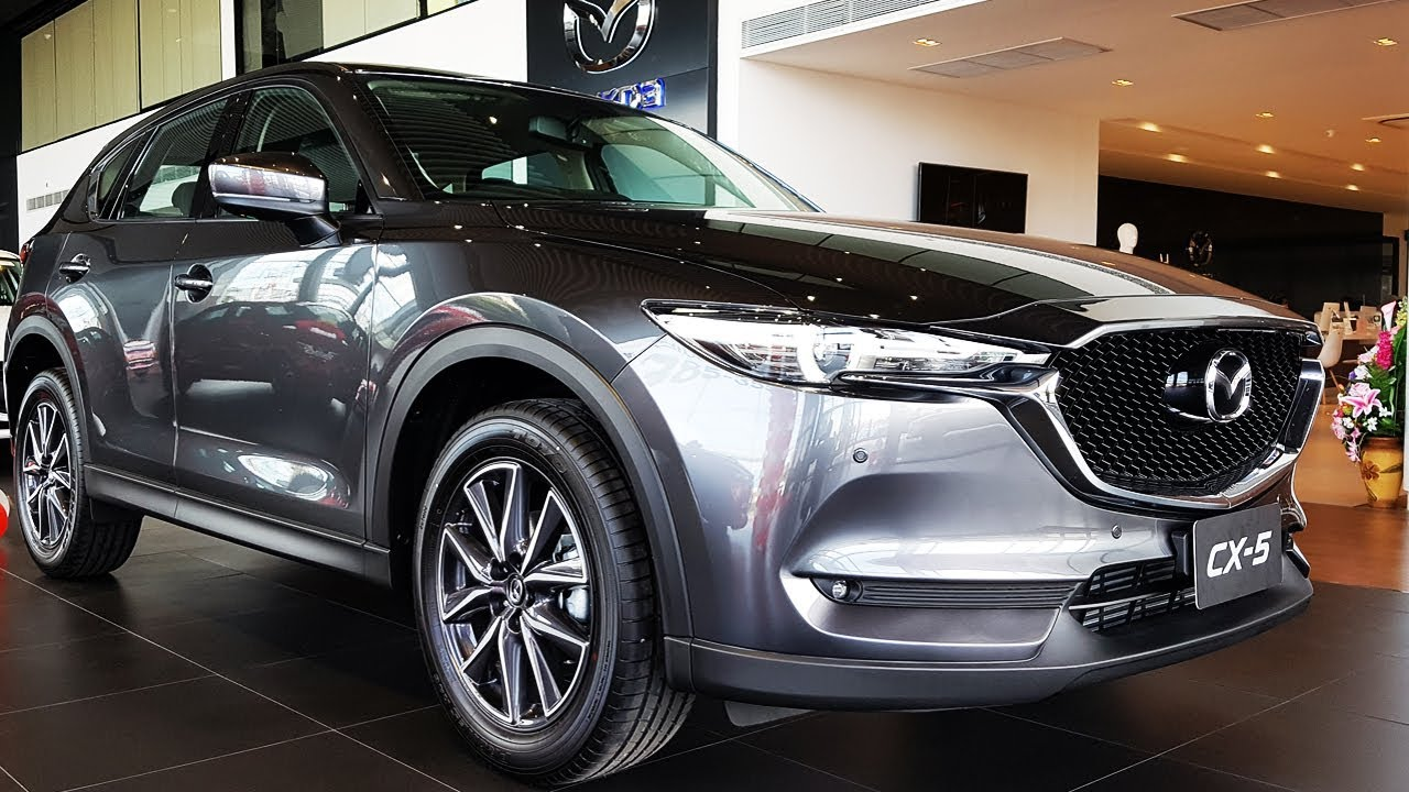 All New Mazda Cx 5 2018 ���ุ่น 2 2 Xd 2wd ���าคา 1 560 000 ���าท