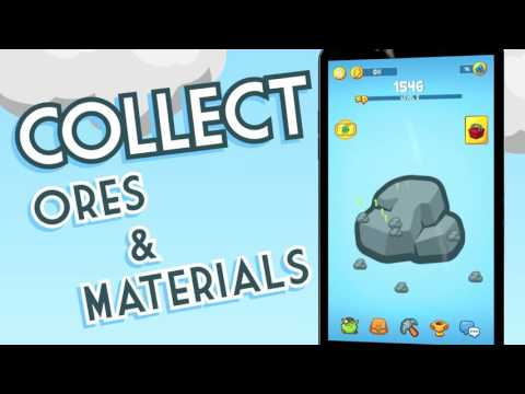 Ore Miner - Clicking Game   Android & iOS