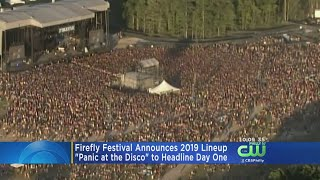 Firefly Music Festival 2019 Lineup Revealed