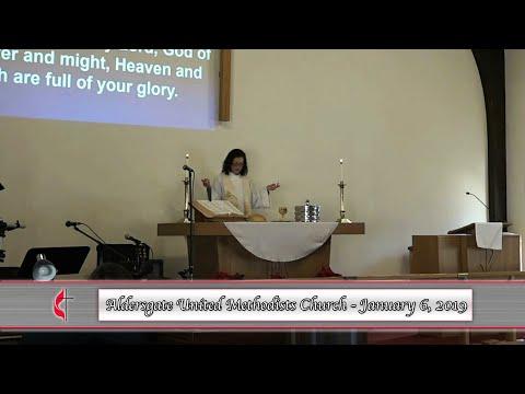 Aldersgate United Methodist Church - North Reading 01/06/19