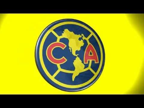 LOGO DEL AMERICA LOGO 3D EN VIDEO CLUB AMERICA LOGOTIPO  YouTube