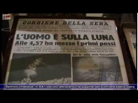 La storia del XX Secolo nelle pagine del Corriere della Sera