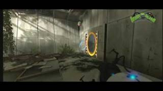 [XBOX 360] Portal 2 presentación tutoriales y gameplay