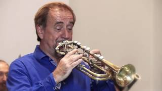 Markus Würsch performs Hummel Trumpet Concerto in E Major