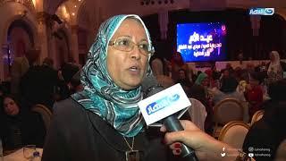 وزارة الداخلية تحتفل بعيد الأم مع أمهات الشهداء وأسرهم