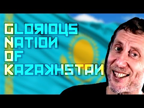 [YTP] Michael Rosen Becomes a Kazakh Nationalist