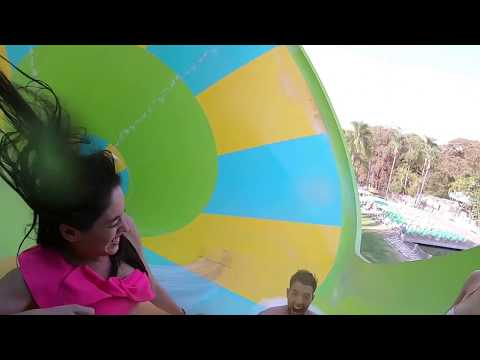 TORNADO POV | SIX FLAGS HURRICANE HARBOR OAXTEPEC