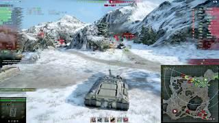Американский танк в World of Tanks – подробный гайд по ПТ-САУ Т95