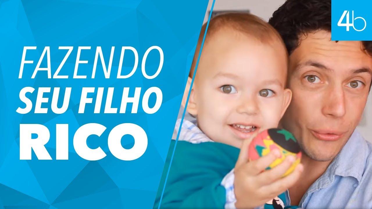 Como fazer seu filho ficar RICO! - YouTube