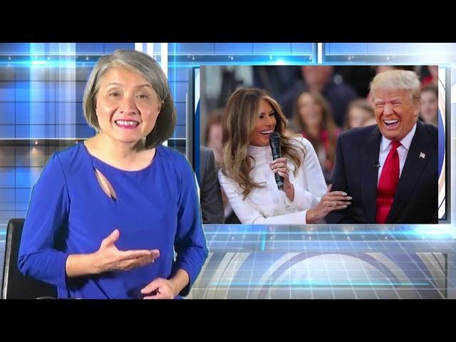 Melania Trump lần đầu tiên tiết lộ chuyện tình cảm giữa hai vợ chồng
