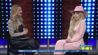Mother Monster Trivia with Lady Gaga impersonator Video