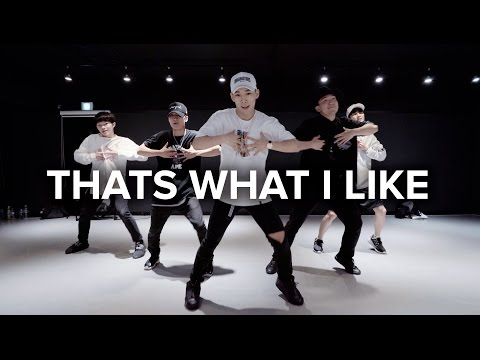 Thats What I Like  Bruno Mars  Koosung Jung Choreography