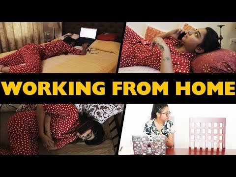 Work From Home | Mostlysane