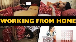 Working From Home | Mostlysane