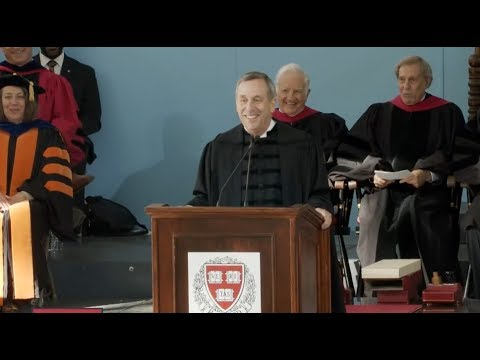 Harvard University Presidential Inauguration of Lawrence S. Bacow | October 5, 2018