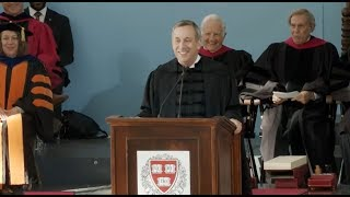 Harvard University Presidential Inauguration of Lawrence S. Bacow   October 5, 2018
