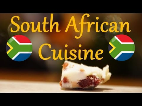 South African Cuisine: An Introduction to South African Food