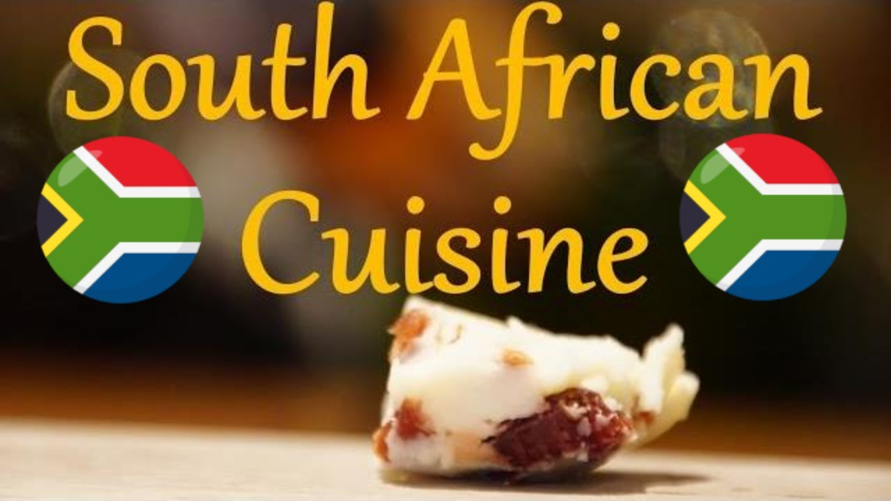 South african cuisine an introduction to south african for African cuisine history