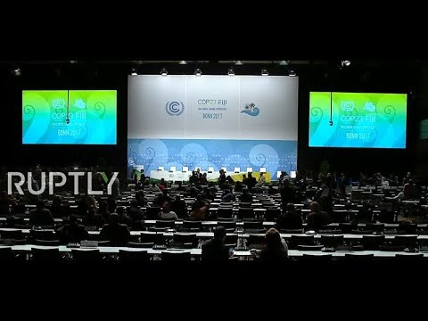 LIVE: COP23 kicks off in Bonn
