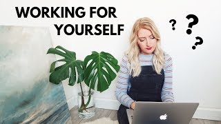 The SECRETS to SUCCESSFULLY Working for Yourself