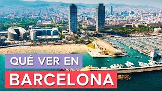 Que visitar a barcelona
