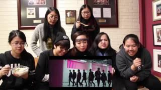 Video SEVENTEEN(세븐틴)-붐붐(BOOMBOOM) - MV Reaction download MP3, 3GP, MP4, WEBM, AVI, FLV Juni 2018