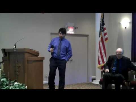Pastor Atkins last sermon at the Norfolk SDA Church on May 13, 2017