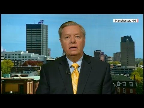 Lindsey Graham: Trump is a 'wrecking ball'