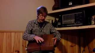 Stomp Box ( Foot Drum ), Simple and Sounds Great,  Build Your Own
