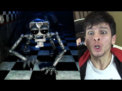 EL NUEVO ANIMATRÓNICO ENDOESQUELETO VIENE A POR MI !! - Five Nights at Freddys Remastered thumbnail