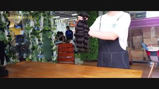 How about get a beautiful hair from bellishehair to watch the World Cup