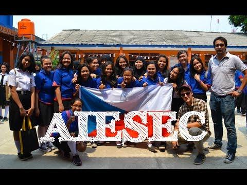 Intercambio Social con AIESEC en Indonesia