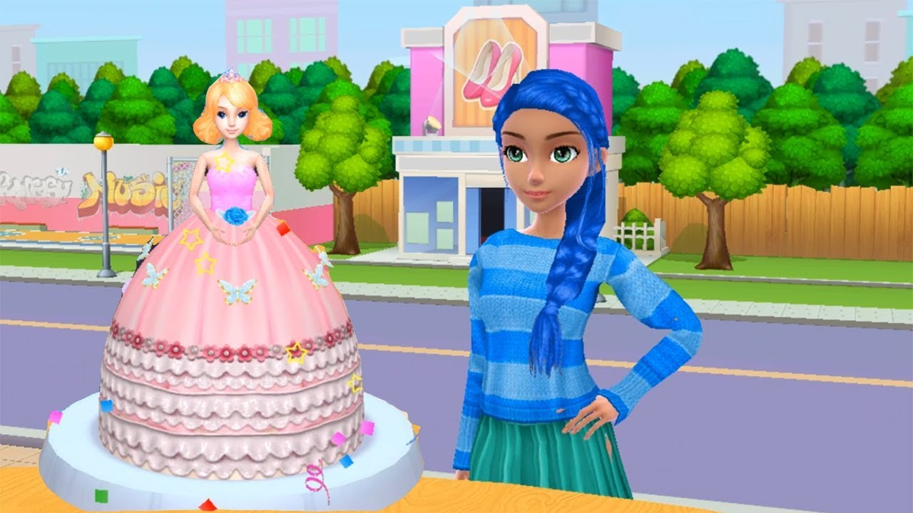 Cake Cooking Game - Play Fun Cakes Kids Game - My Bakery ...