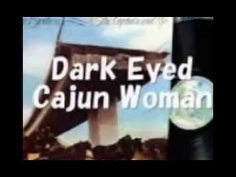 Doobie Brothers  -  Dark eyed cajun woman