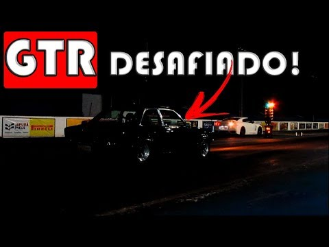 UM CHEVETTE TURBO ANDA JUNTO COM UM GTR? - Canal Auto92
