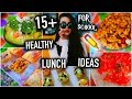 15+ Healthy Lunch Ideas for School- Easy, 3 Ingredient Recipes