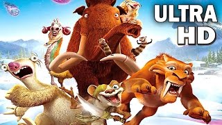 [Ultra HD 4K] ICE AGE 5 'Collision Course' Official Movie TRAILERS Compilation (2016)