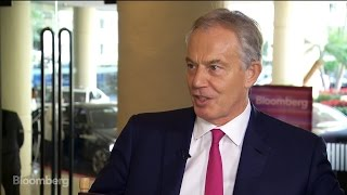 Tony Blair: U.K. Will Vote Against 'Brexit'