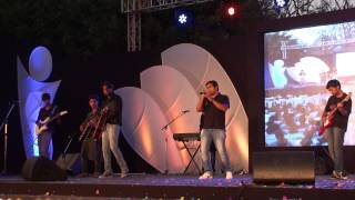 Roja cover song & Give me some sunshine performed by Dhwani @ Bangalore - Sammilana -2013