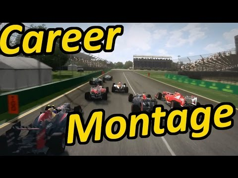 F1 2013 Career Mode Season 3 Montage