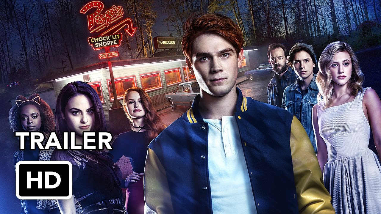 Riverdale Wallpaper: Riverdale (The CW) Trailer HD
